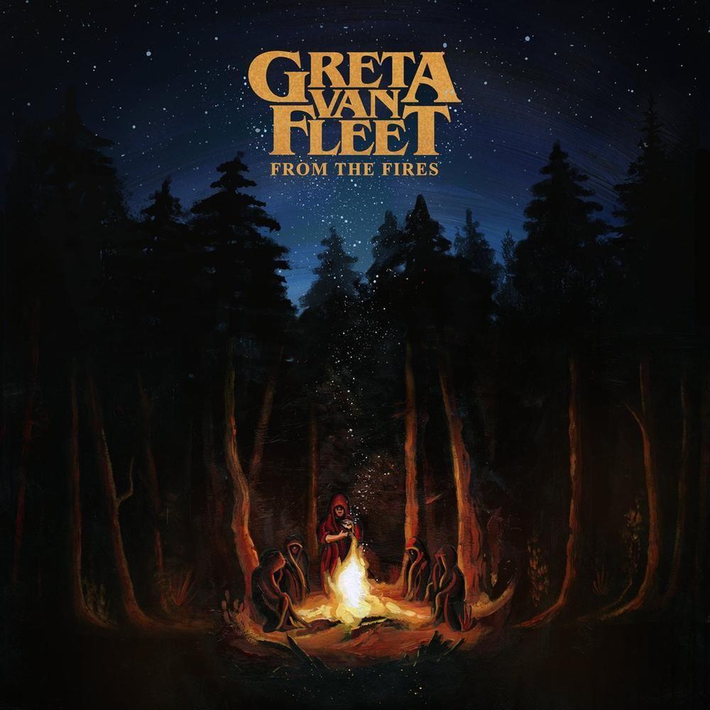 Cd Greta Van Fleet - From The Fires