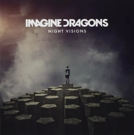 Cd Imagine Dragons - Night Visions (deluxe)