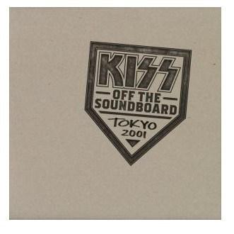 Cd Kiss - Off The Soundboard - Tokyo 2001 - Duplo