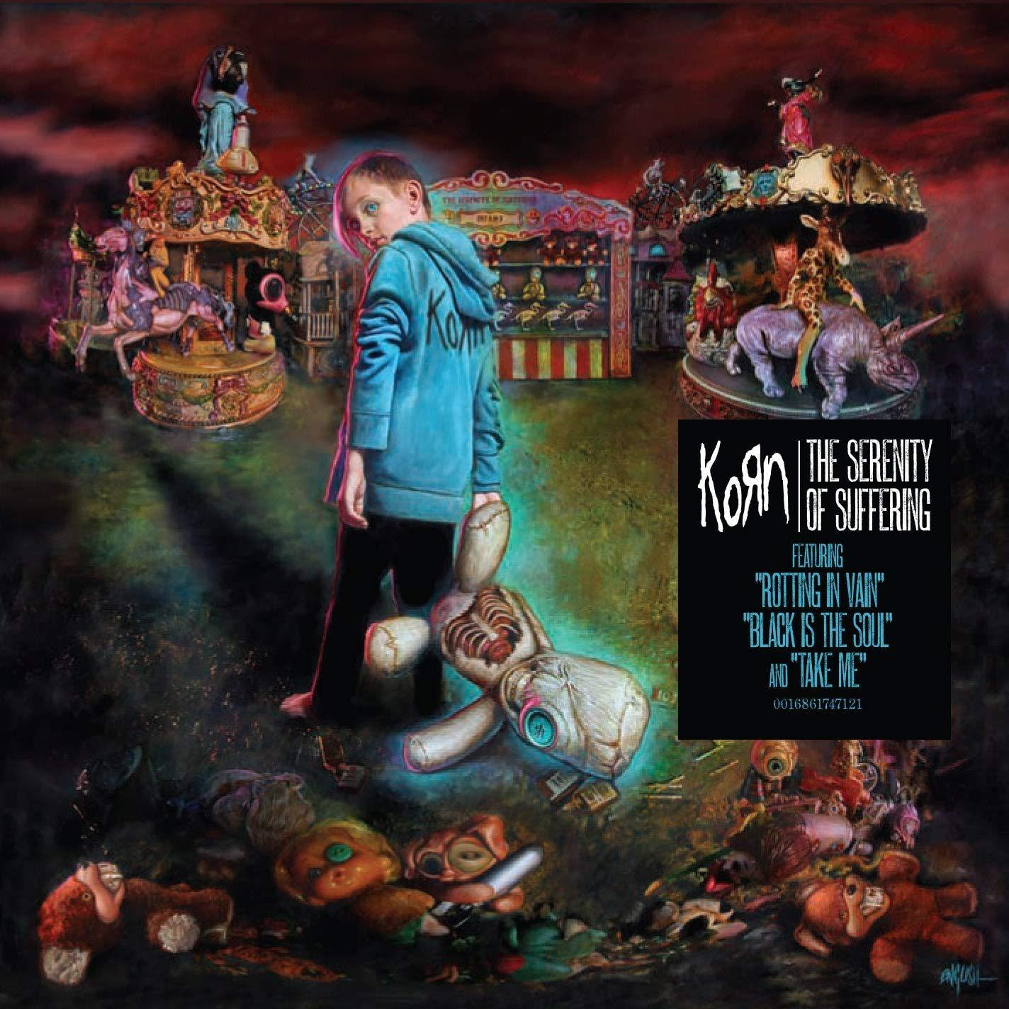 Cd Korn - The Serenity of Suffering