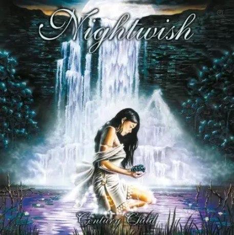 CD – Nightwish Century Child