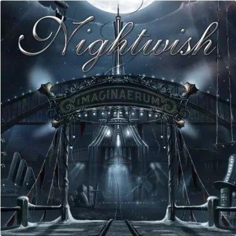 CD – Nightwish – Imaginerum (Importado Usado Duplo)