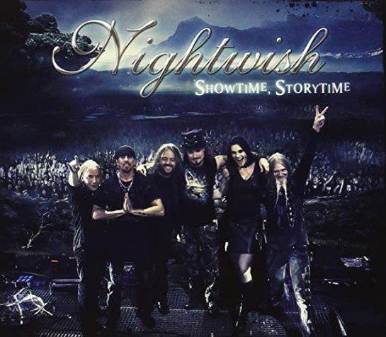 CD – Nightwish – Showtime, Storytime (Duplo Importado)