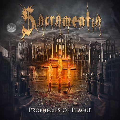 CD Sacramentia - Prophecies of Plague ( Digipack )