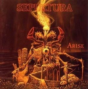Cd Sepultura - Arise (reissue)