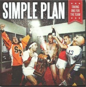 Cd Simple Plan - Taking One For The Team