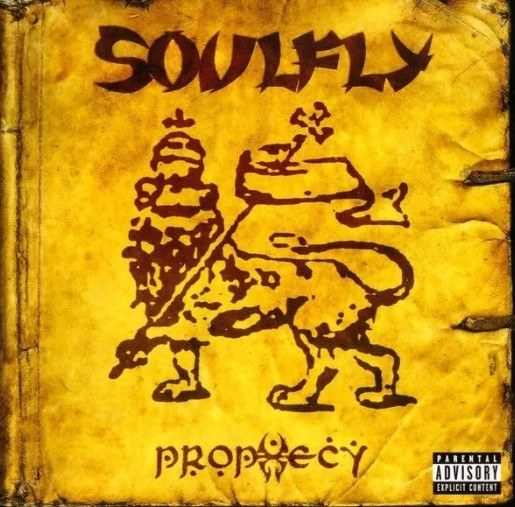 Cd Soulfly - Prophecy