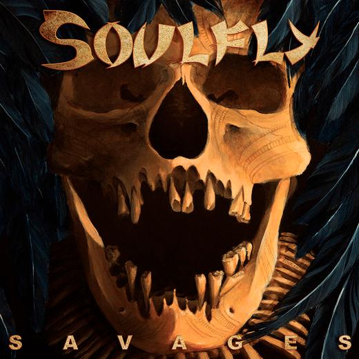 CD – SOULFLY – SAVAGES (SLIPCASE+PÔSTER)