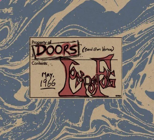Cd The Doors - Live at London Fog 1966