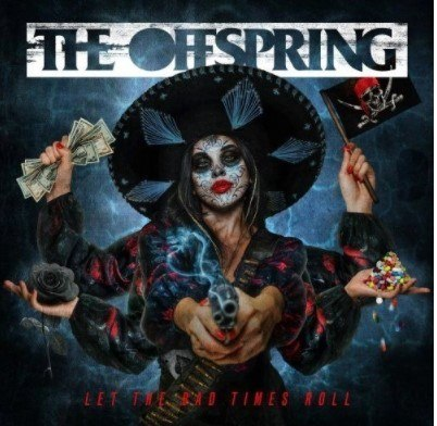 Cd The Offspring - Let The Bad Times Roll