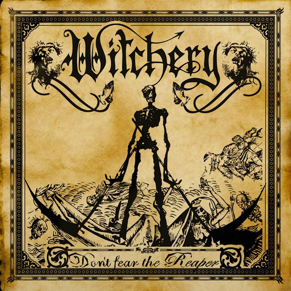 CD Witchery - Dont Fear The Reaper