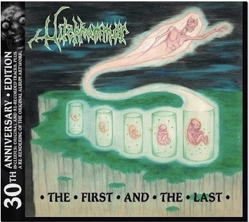 CD – WITCHHAMMER – THE FIRST AND THE LAST (SLIPCASE+POSTER)