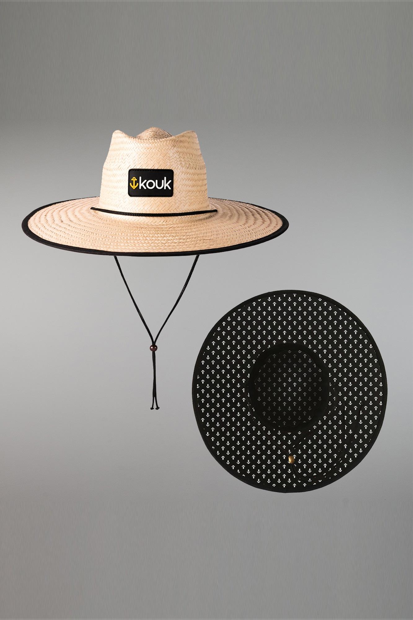 Chapéu de Palha Âncora