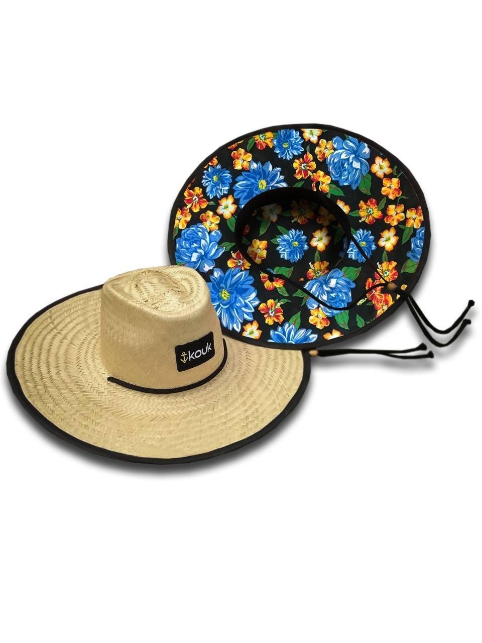 Chapéu de Palha Dália