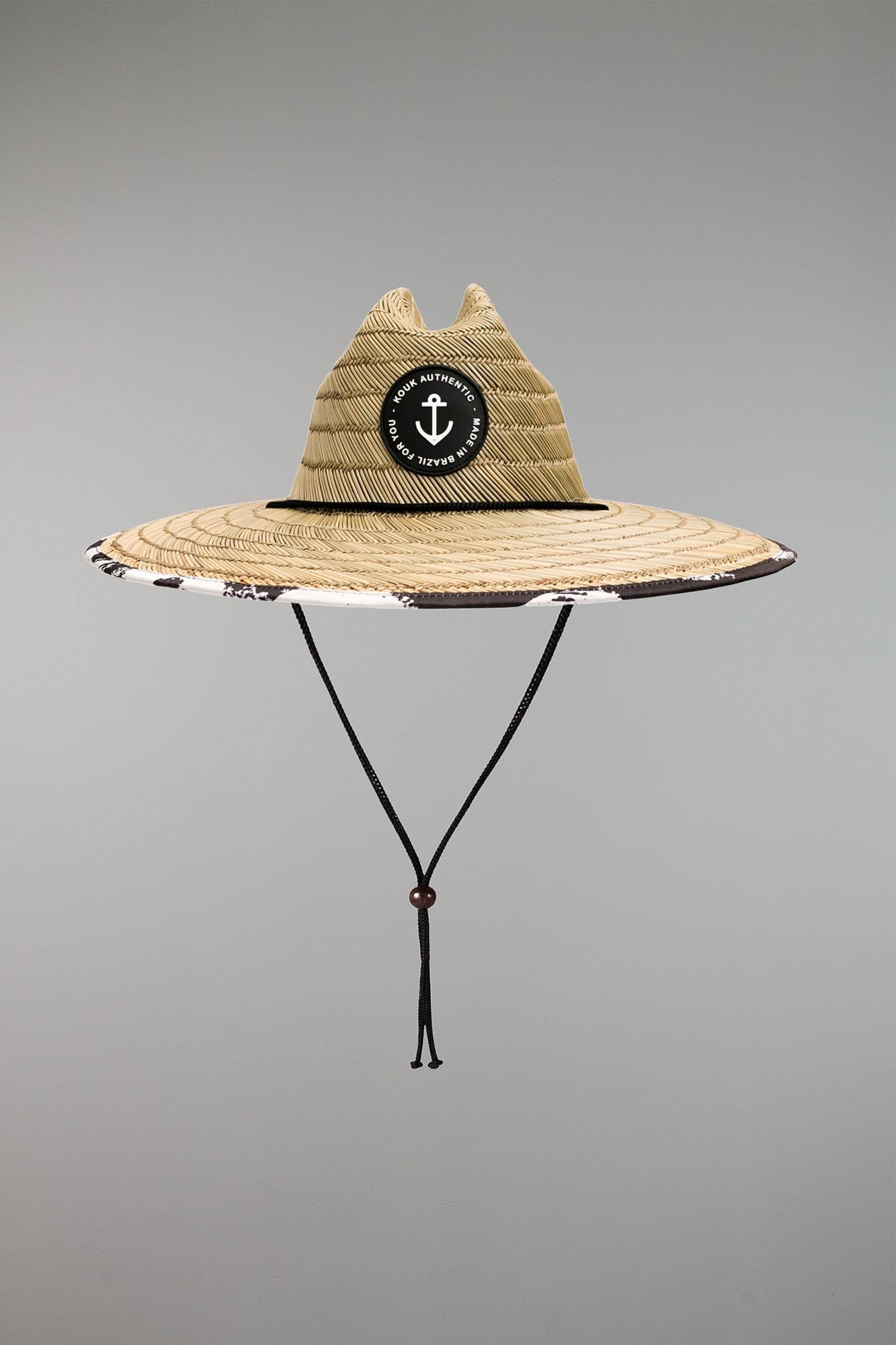 Chapéu de Palha Premium Wave