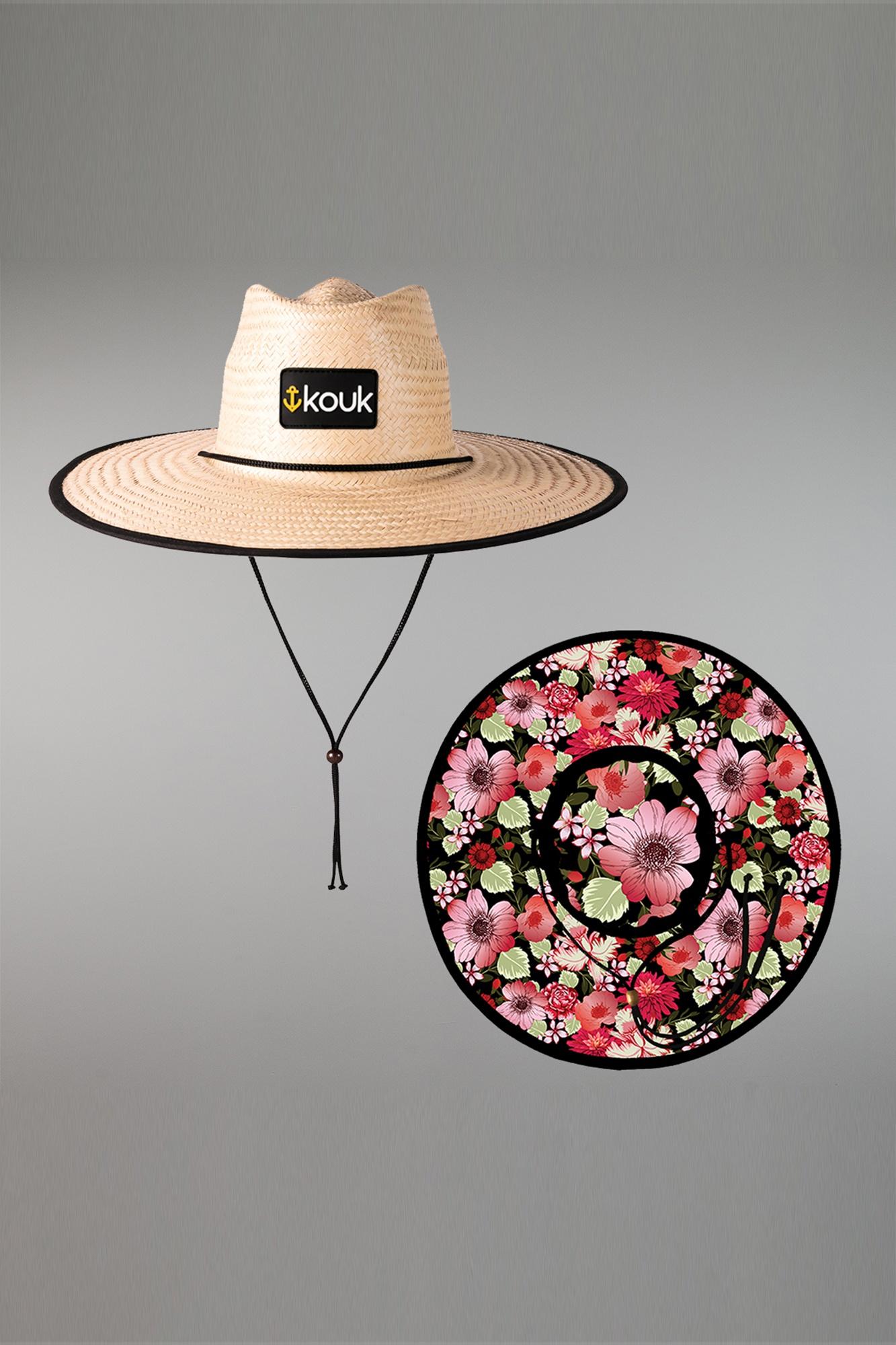 Chapéu de Palha Primavera