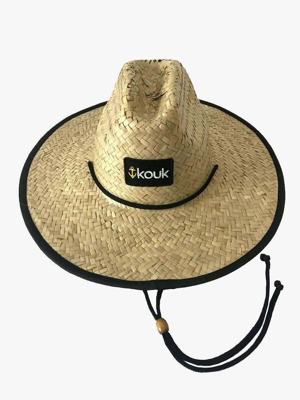 Chapéu de Palha Surf