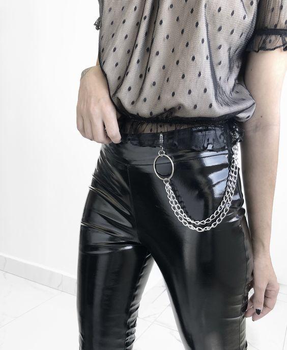 Corrente de bolso
