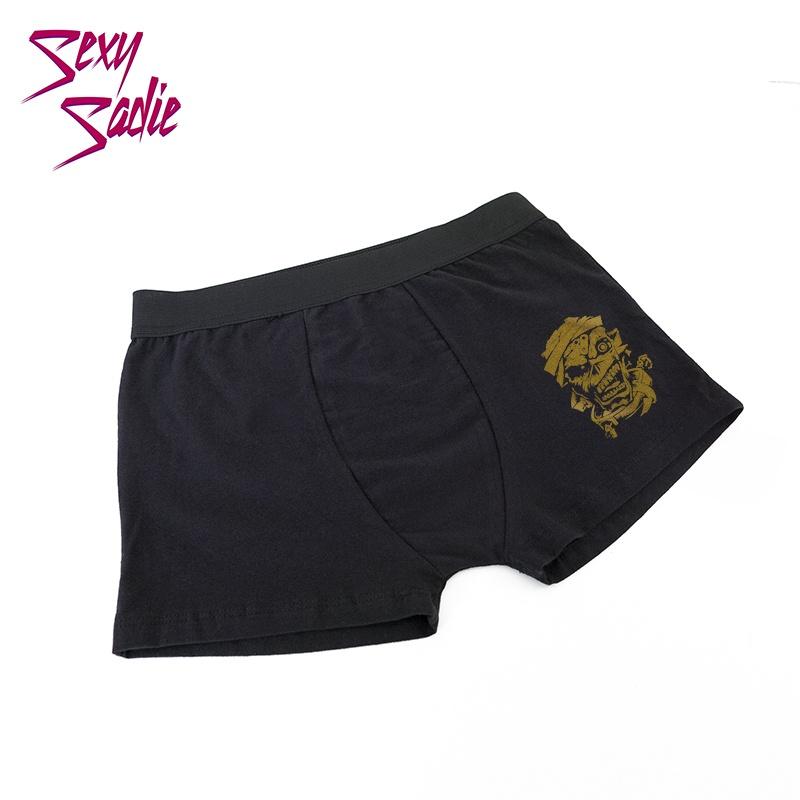 Cueca Boxer - Iron Maiden - Sexy Sadie Underwear