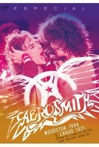 Dvd Aerosmith - Woodstok 1994, Largo 1977 - Especial 2 Shows em um Dvd
