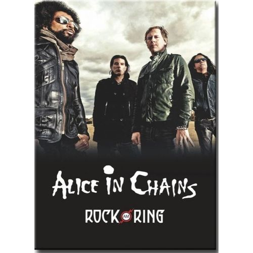 Dvd Alice in Chains - Rock am Ring