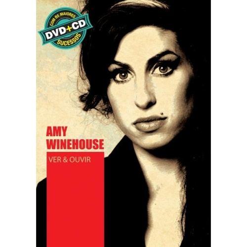 Dvd Amy Winehouse - Coleção Ver e Ouvir (dvd+ Cd)