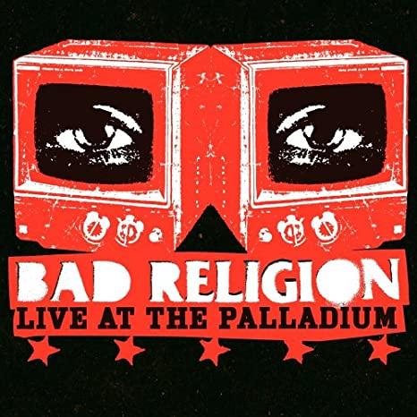 Dvd Bad Religion - Live at The Palladium
