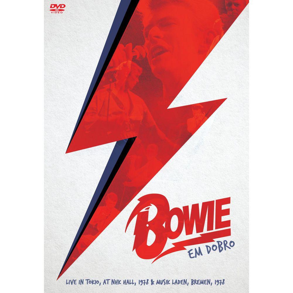 Dvd David Bowie - em Dobro