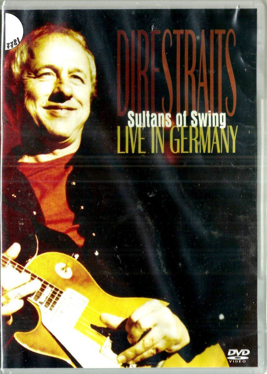 Dvd Dire Straits - Live in Germany Sultans of Swing