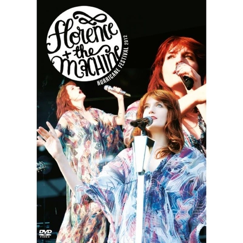 Dvd Florence And The Machine - Hurricane Festival 2012