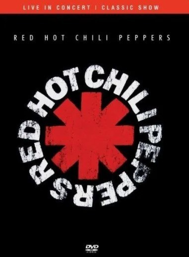 Dvd Red Hot Chilli Peppers - Live From The Reading Festival