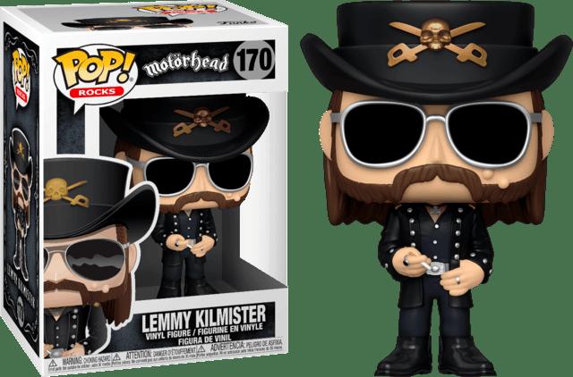 Funko Pop! - Lemmy Kilmister #170 - Motorhead