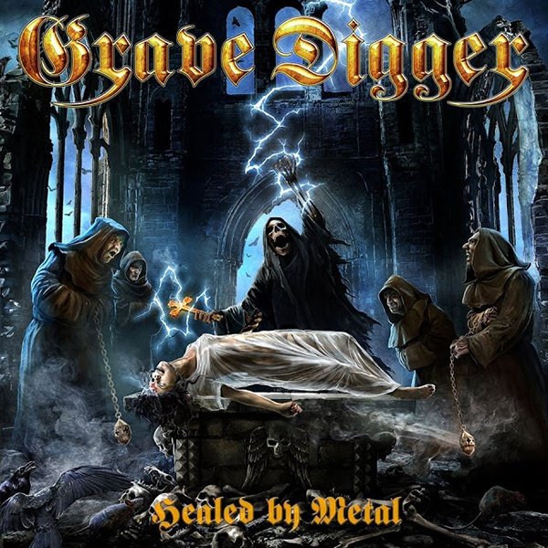 Grave Digger - Healed by Metal (CD)