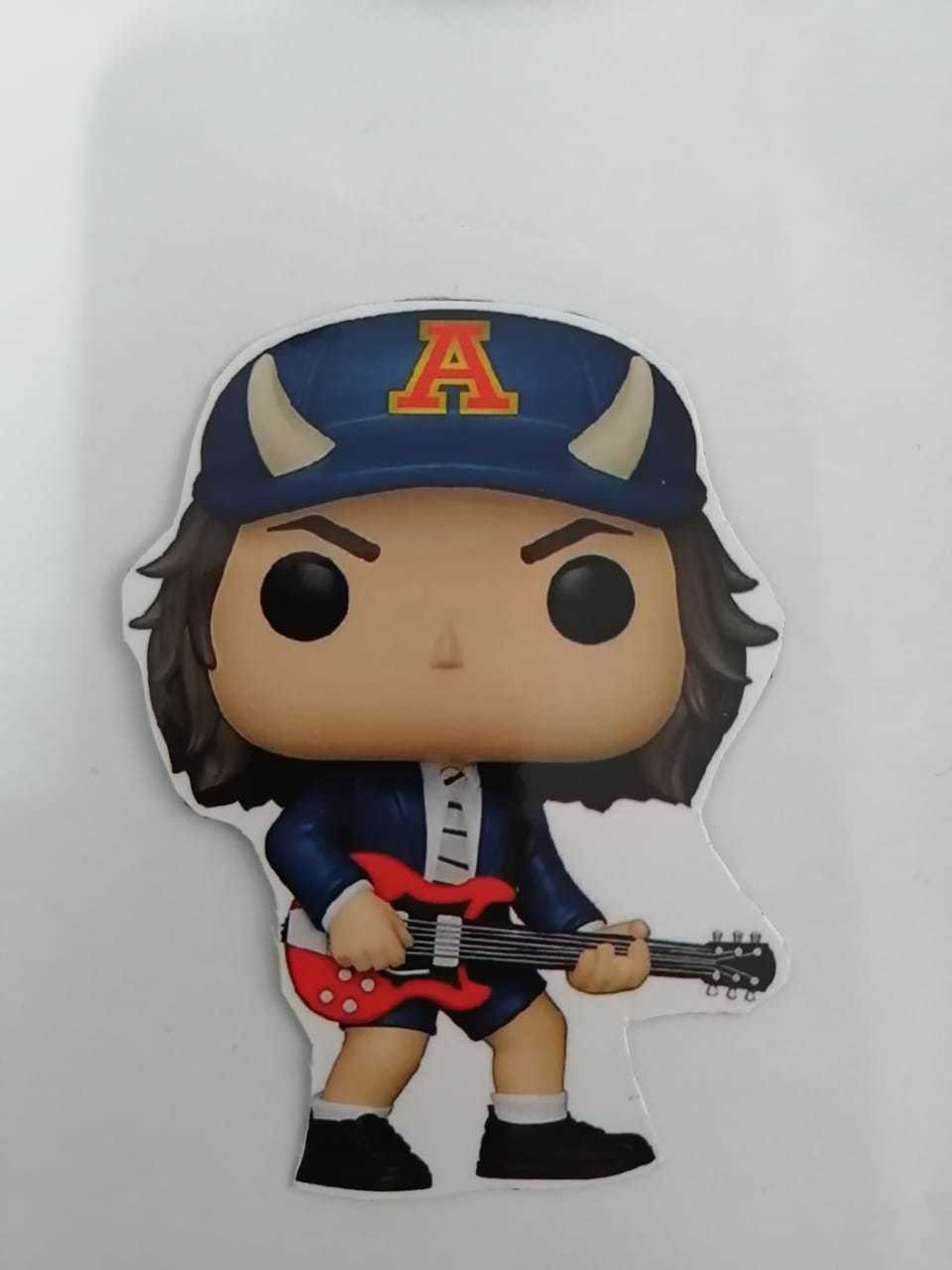 Ímã - Angus Young ACDC
