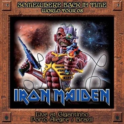 Iron Maiden - Live At Gigantinho, Porto Alegre 2008 (CD)