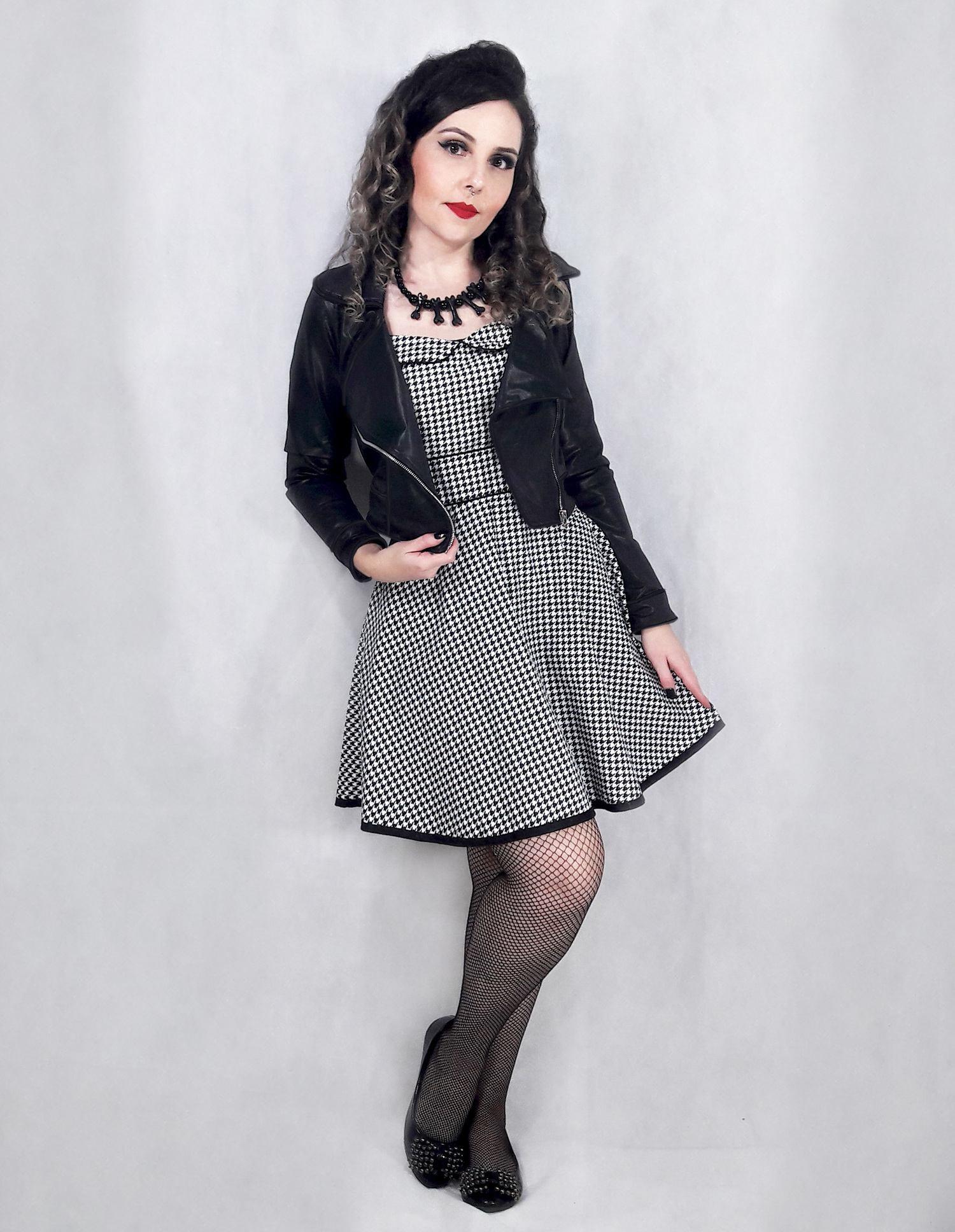 Jaqueta Perfecto Black