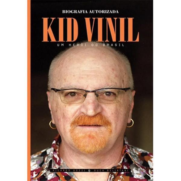 Kid Vinil - Um Herói do Brasil (livro)