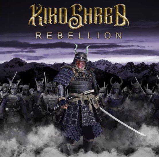 Kiko Shred – Rebellion CD
