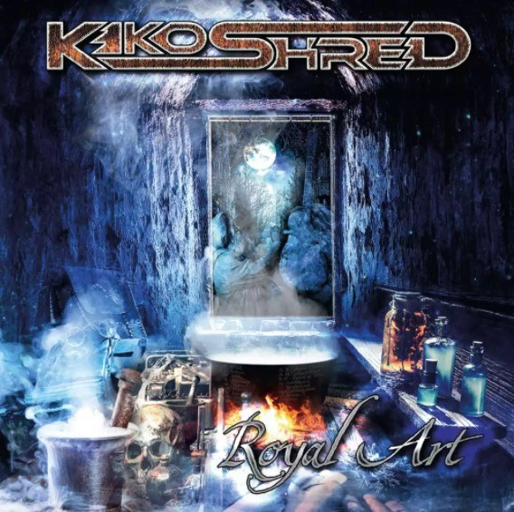 Kiko Shred – Royal Art CD