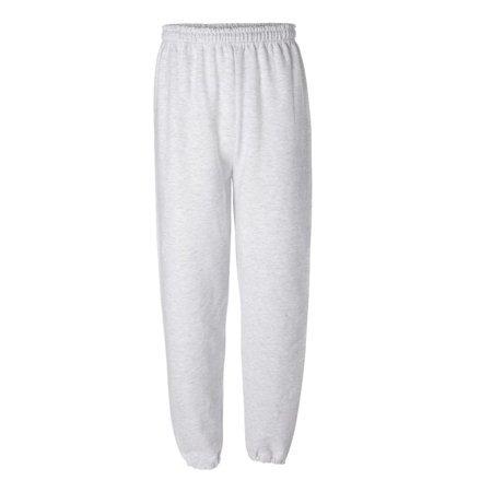 Kit 10 calças masculina em moletom com bolso e punho em algodão