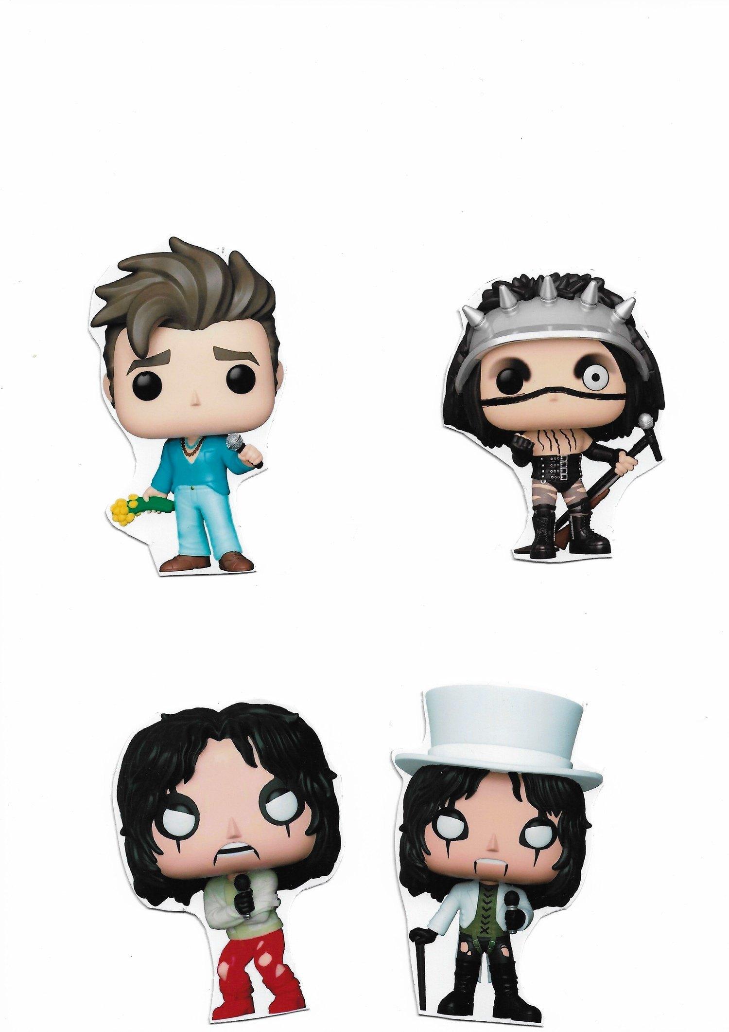 Leve 4 e pague 3: ímãs músicos Marilyn Manson, Alice Cooper e Morrissey