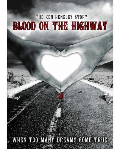 Livro Blood On The Highway - Ken Hensley - Uriah Heep