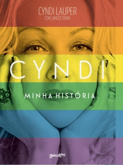 Livro Cindy: Minha História - Editora Belas Letras