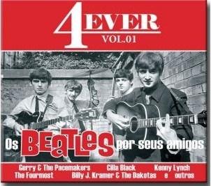 Lp Vinil 4ever - Vol.01 - os Beatles Por Seus Amigos