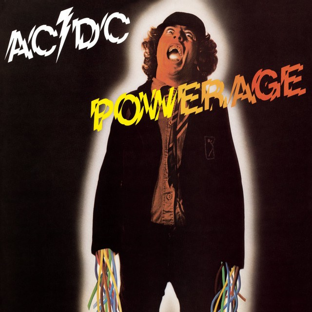 LP Vinil AC/DC - Powerage - Importado
