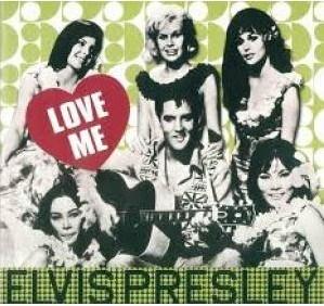 LP Vinil Elvis Presley - Love me - Importado