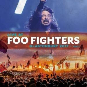 Lp Vinil Foo Fighters - Live at Glastonbury 2017 Part1