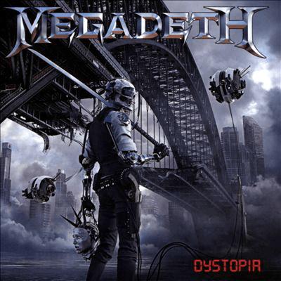 LP Vinil Megadeth - Dystopia - Importado