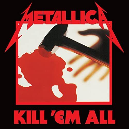 LP Vinil Metallica - Kill Em All Remastered - Importado