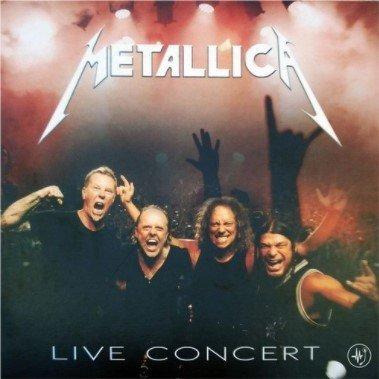Lp Vinil Metallica - Live Concert